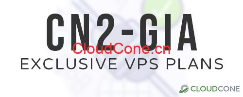 CloudCone CN2 GIA